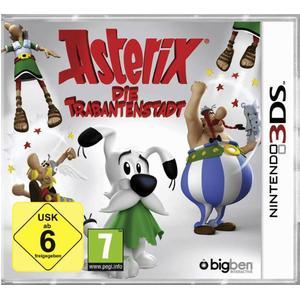 Asterix - Die Trabantenstadt [Nintendo 3DS]
